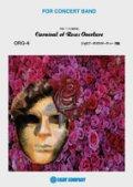 吹奏楽譜 序曲「バラの謝肉祭」/ジョセフ・オリヴァドーティー【参考音源CD付き】