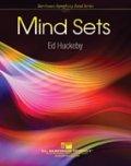 吹奏楽譜 マインド・セット(MIND SETS) 作曲/エド・ハックビー