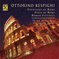 CD  OTTORINO RESPIGHI オットリーノ・レスピーギ「ローマ三部作」
